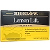 Bigelow, Black Tea, Lemon Lift, 20 Tea Bags, 1.37 oz (38 g)