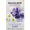 Bigelow, Benefits, Sleep, Chamomile & Lavender Herbal Tea, 18 Tea Bags, 1.06 oz (30 g)