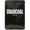 Lapcos, Charcoal Sheet Beauty Mask, Pore Care, 1 Sheet, 0.84 fl oz (25 ml)