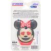 Lip Smacker, Protetor Labial Disney Emoji, Minnie, #StrawberryLe-Bow-nade, 7,4 g (0,26 oz)