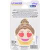Lip Smacker, Disney Emoji Lip Balm, Belle, #LastRosePetal, 0.26 oz (7.4 g)