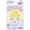 Lip Smacker, Protetor labial Disney Emoji, Cinderella, #BibbityBobbityBerry, 0,26 oz (7,4 g)