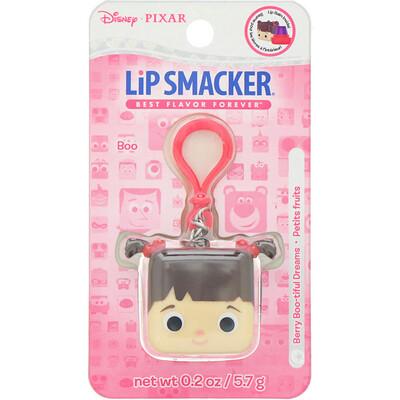 Купить Lip Smacker Бальзам для губ в кубике Pixar, Boo, ягодный, 5, 7г