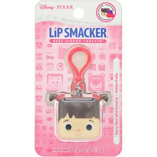 Lip Smacker, مرطب شفاه مكعب بيكسار، بوو، أحلام بوو الجميلة بالتوت، 0.2 أونصة (5.7 جرامات)