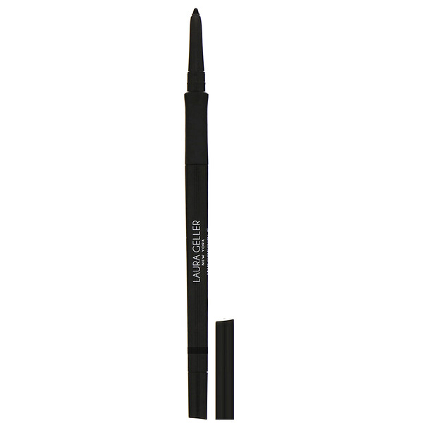 INKcredible, Waterproof Gel Eyeliner Pencil, Blackbird, 0.01 oz (0.4 g)
