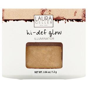 Laura Geller, Hi-Def Glow, Illuminator, Heart of Gold Shimmer,  0.04 oz (1.2 g) отзывы покупателей