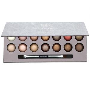 Laura Geller, The Delectables Eye Shadow Palette, Smokey Neutrals, 14 Well Palette отзывы покупателей
