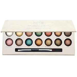 Laura Geller, The Delectables Eye Shadow Palette, Delicious Shades of Nude, 14 Well Palette отзывы покупателей