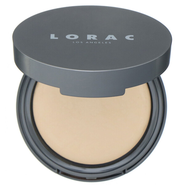 Lorac, POREfection Baked Perfecting Powder, PF1 Fair, 0.32 oz (9 g) (Discontinued Item)