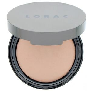 Lorac, POREfection Baked Perfecting Powder, PF2  Light, 0.32 oz (9 g) отзывы