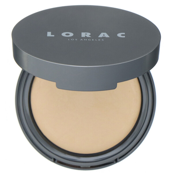 Lorac, POREfection Baked Perfecting Powder, PF3 Light Medium, 0.32 oz (9 g)