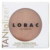 Lorac, Tantalizer, aufbaubarer Bronzing-Puder, Golden Gird, 8,5g