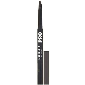 Lorac, Pro Precision Brow Pencil, Dark Cool Brown, 0.005 oz (0.16 g) отзывы