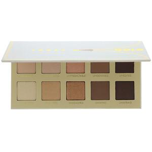 Lorac, Unzipped Gold Eye Shadow Palette with Mini Behind The Scenes Eye Primer, 0.58 oz (16.7 g) отзывы