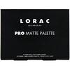 Lorac, Pro Matte Palette, Eye Shadow Pallete, 0.144 oz (4 g)