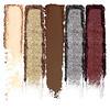 Lorac, Unzipped Elegance Eye Shadow Palette with Dual-Ended Brush, 0.37 oz (10.5 g)