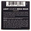 "Lorac, Light Source Mega Beam, פודרה בגוון שמימיl, משקל 6.5 ג""ר (0.22 אונקיות)"