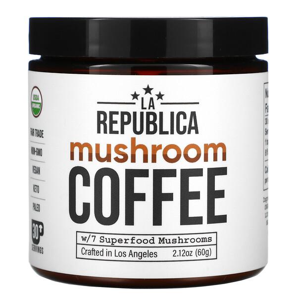 蘑菇咖啡,2.12 盎司(60 克)