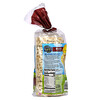Lundberg, Organic Whole Grain Rice Cakes, Wild Rice, Lightly Salted, 8.5 oz (241 g)