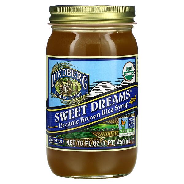 Sweet Dreams, Organic Brown Rice Syrup, 16 fl oz (450 ml)