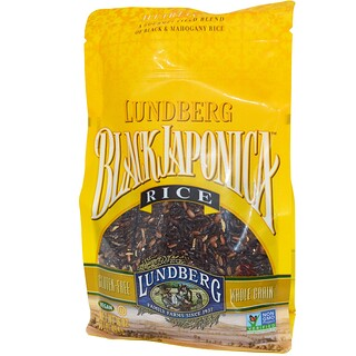Lundberg, Black Japonica Rice, 16 oz (454 g)