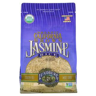Lundberg, Organic California Brown Jasmine Rice, 32 oz (907 g)