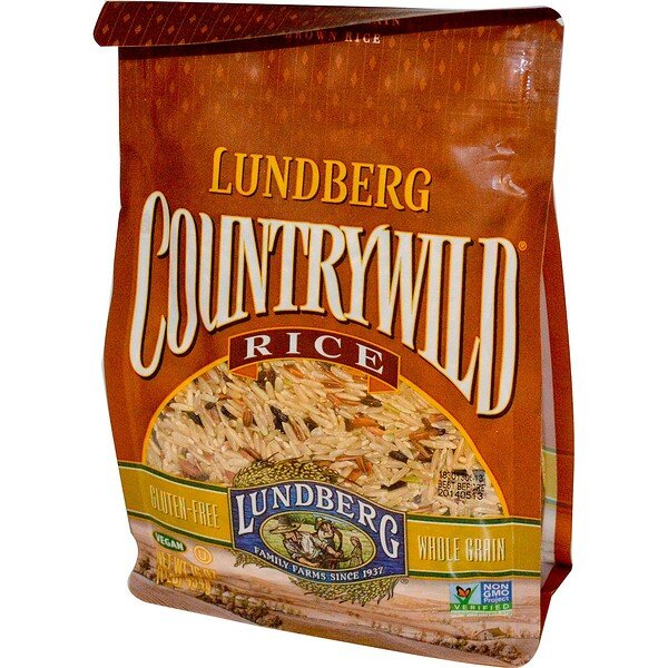 Lundberg, Countrywild Rice, 16 oz (454 g) (Discontinued Item)