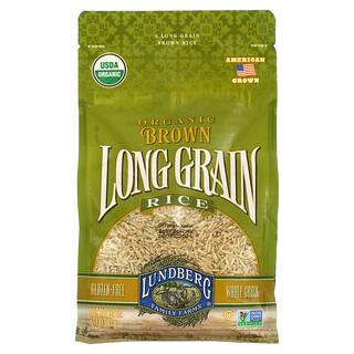 Lundberg, 有机长粒糙米,32 盎司(907 克)