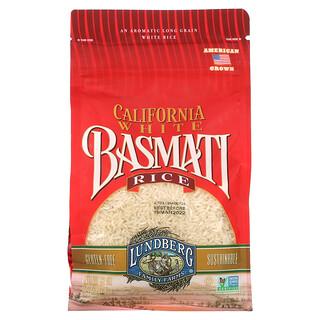 Lundberg, California White Basmati Rice, 32 oz (907 g)