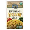 Lundberg, Organic Whole Grain Rice & Seasoning Mix, Yellow Rice, 6 oz (170 g)