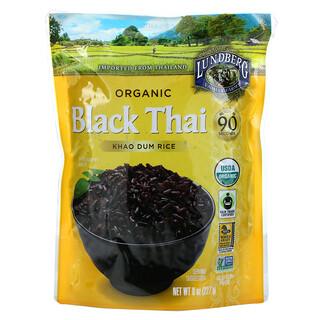 Lundberg, Organic Black Thai, Khao Dum Rice, 8 oz (227 g)