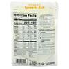 Lundberg, Organic Fully Cooked & Ready To Heat, Turmeric Rice, 8 oz (227 g)
