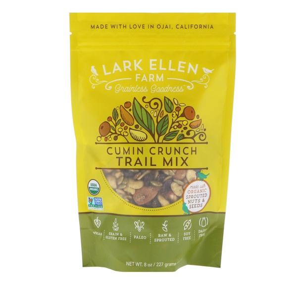 Lark Ellen Farm, Trail Mix, Cumin Crunch, 8 oz (227 g) (Discontinued Item)