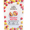 Little Secrets, Dark Chocolate Pieces, Peanut Butter, 5.0 oz (142 g)
