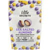 Little Secrets, Dark Chocolate Pieces, Sea Salted Almond, 4.5 oz (128 g)