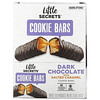 Little Secrets, Cookie Bars, Dark Chocolate with Salted Caramel, 12 Pack, 1.8 oz (50 g) Each