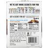 Little Secrets, Cookie Bars, Milk Chocolate with Caramel, 12 Pack, 1.8 oz (50 g) Each