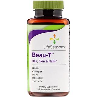 LifeSeasons, Beau-T لجمال الشعر, البشرة والأظافر، 90 كبسولة نباتية
