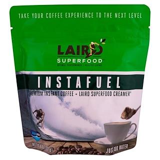 Laird Superfood, InstaFuel, Premium Instant Coffee + Laird Superfood Creamer, 8 oz (227 g)