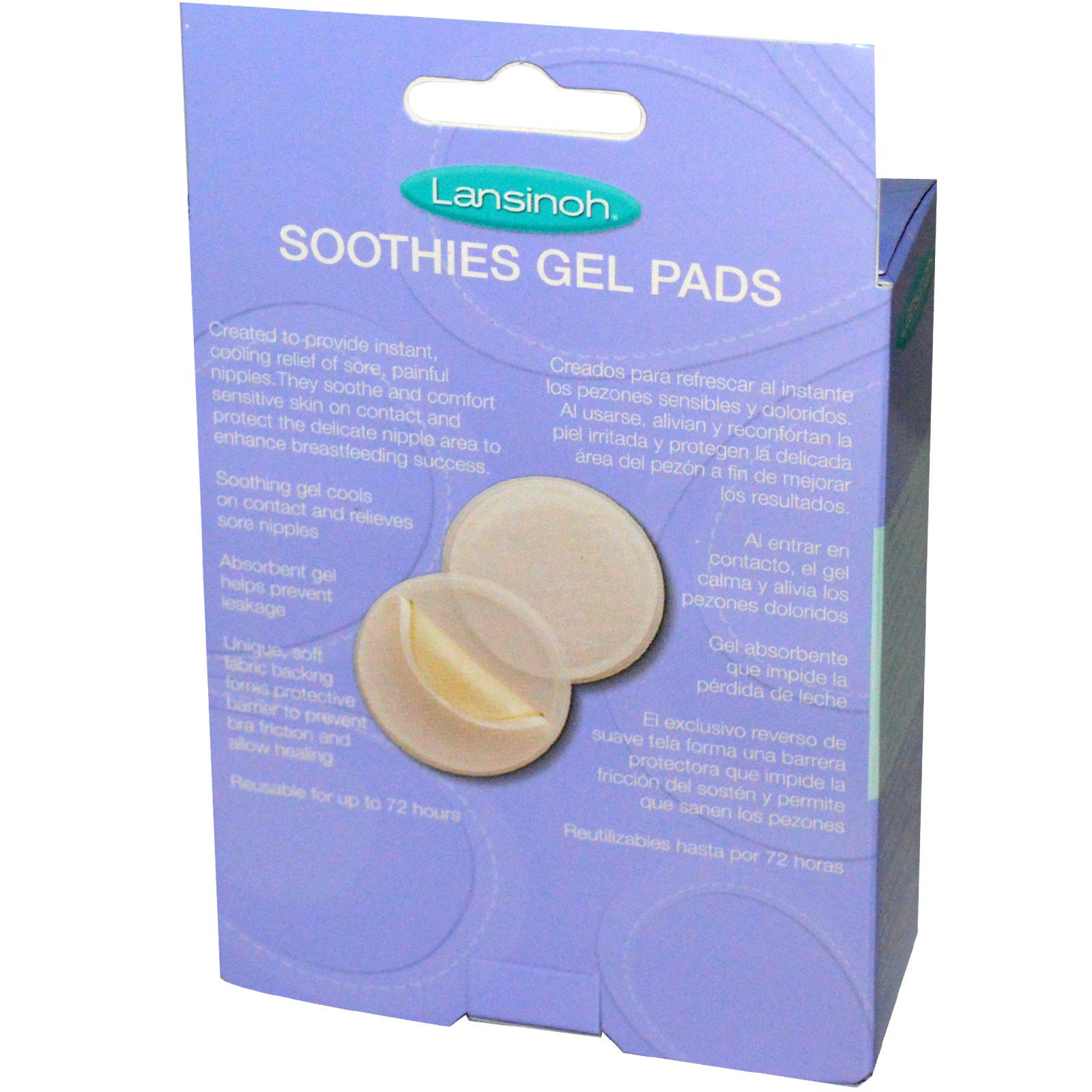 Lansinoh gel pads reviews