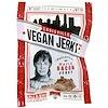 Louisville Vegan Jerky Co, ビーガンジャーキー、ポーレットのメープルベーコン、3オンス(85.05 g)