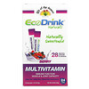 Lily of the Desert, EcoDrink Naturals, Multivitamin Drink Mix, Berry, 24 Stick Packs, 0.21 oz (6 g) Each