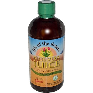 Lily of the Desert, Aloe Vera Juice, 32 fl oz (946 ml)