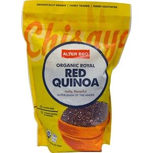 Алтер Эго, Organic Royal, Red Quinoa, 16 oz (454 g) отзывы покупателей