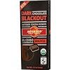 Alter Eco, Dark Blackout Chocolate, 3.5 oz (100 g) (Discontinued Item)