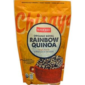 Алтер Эго, Organic Royal Rainbow Quinoa, 14 oz (397 g) отзывы покупателей