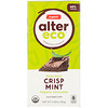 Alter Eco, Organic Chocolate, Deep Dark Crisp Mint, 2.82 oz (80 g)