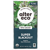 Alter Eco, Organic Dark Chocolate Bar, Super Blackout, 90% Cacao, 2.65 oz (75 g)