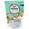 Alter Eco, Dark Chocolate Coconut Clusters, Original, 70% Cocoa, 3.2 oz (91 g)
