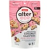 Alter Eco, Dark Chocolate Coconut Clusters, Cherry + Almond Butter, 3.2 oz (91 g)